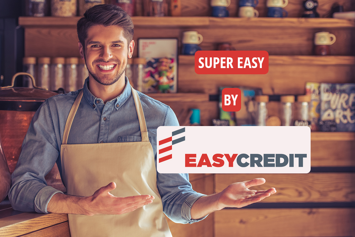"""Easy Credit offers business loans with buyback on the interest under the name """"Super Easy"""""""