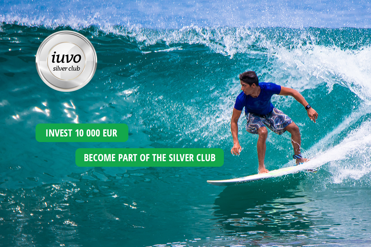 Iuvo turns 5. And new privileges with Silver Club